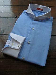 cutaway collar dress shirts - Google Search