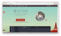 What about Atom editor? ~ www.ProbarNoCuestaNada.com