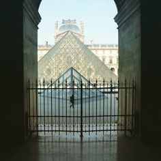 Louvre through another perspective.