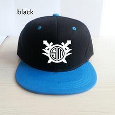 LOL team TSM baseball cap for men League of Legends snapback caps