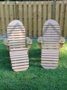 Flip Flop Chairs :) How Cute!