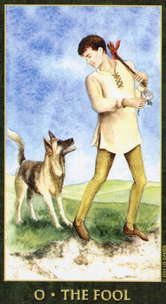 The Fool - Forest Folklore Tarot