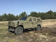 Slovak production company showcase its new Aligator 4×4 Master II armoured vehicle #IDEB2016