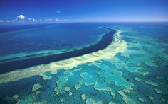 Great-Barrier-Reef,-Australia Travel in Technicolor: These are 14 of the world's most colorful places.