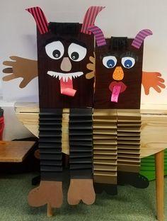 Galerie nápadů, tvoření pro děti v mš
