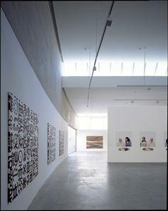 CAM : Contemporary Art Museum St. Louis | Allied Works Architecture | Photo © Hélène Binet