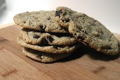 #Vegan Cream Cheese Chocolate Chip Cookies #veganmofo @veganmofo
