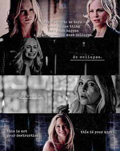 "263 Likes, 38 Comments - the vampire diaries® (@carolinesenthusiast) on Instagram: ""— caroline  . – i kinda like this style idk, what do you think? . — q: what's your dream job? —>…"""