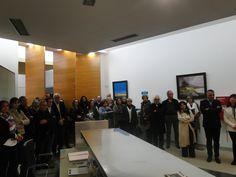 Inauguração da Exposição de Pintura de Teresa Nogueira Guimarães - 19/11/2016