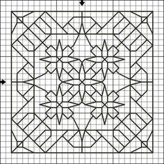Gallery.ru / Фото #56 - Blackwork Cross Stitch 53 - joobee