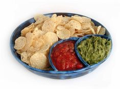 Great idea for chip and dip