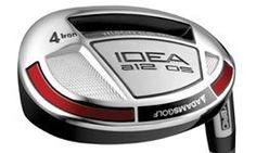 Adams Golf Idea A12OS 7-GW 4,5,6 Hybrid (Right Hand, Graphite, Ladies Flex) by Adams Golf. Save 24 Off!. $610.96. Adams Lady a12 OS Combo Iron Set 4H-6H, 7-SW with Graphite Shafts From the category leader in hybrid iron sets, Adams Golf introduces the best performing, easiest-to-hit hybrid iron set ever. The game-improving Adams Lady a12 OS Combo Iron Set features patented transitional hybrids as well as hybrids that feature Velocity Slot Technology. Velocity Slot Technolog...