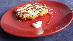 Langoše Avocado Toast, Eggs, Breakfast, Food, Meal, Egg, Eten, Meals, Morning Breakfast