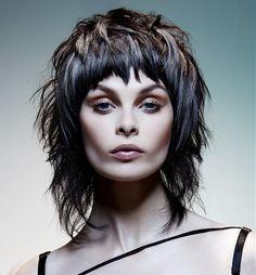 Rush Medium Black Hairstyles