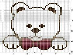 Baby Knitting Patterns, Knitting Charts, Crochet Blanket Patterns, Crochet Motif, Baby Patterns, Cross Stitch Baby, Cross Stitch Charts, Cross Stitch Patterns, Giraffe Blanket