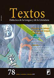 Textos: Didáctica de la Lengua y de la Literatura