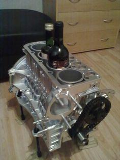 Wine Engine Table.