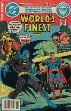World's Finest #273 (1981)