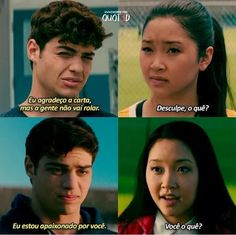 Love Is Scary, Love You So Much, My Love, Lara Jean, Love Movie, Movie Tv, Fat Friend, Series Movies, Pretty Little Liars
