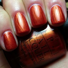 OPI - Down to My Last Penny - Las Vegas Collection 2003 I loved this color!!!!!!!!