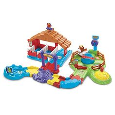 VTech Go! Go! Smart Animals Gallop and Go Stable ** You can find more details at