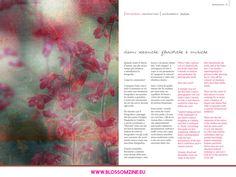 colace Anna Marias, Zine, Blog, Fotografia, Blogging