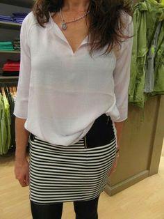 BLACK&WHITE Southern Prep, Black And White, Style, Fashion, Latest Fashion Trends, Urban, Feminine, Women, Swag