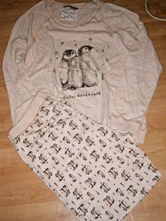 80b79d150c6 NEW Tu Christmas Penguin Pyjamas Size 14  fashion  clothing  shoes   accessories  womensclothing  intimatessleep (ebay link)