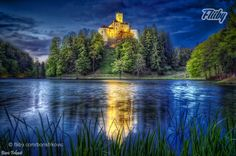 'Fairytale castle' by borisfrkovic Great Photos, Amazing Photos, Fairytale Castle, Photo Boards, Landscape Photos, First Photo, Amazing Nature, Mind Blown, Beautiful Landscapes