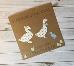 New Baby Card, Welcome baby, welcome to the world, christening, baptism, blessing, naming ceremony, baby boy, baby girl, available as bundle by Connieskitchentable on Etsy https://www.etsy.com/uk/listing/469776240/new-baby-card-welcome-baby-welcome-to
