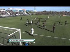 FOOTBALL -  San Martín San Juan 6  Boca Juniors 1 - Torneo Final - 9a Fecha - 13-04-2013 - http://lefootball.fr/san-martin-san-juan-6-boca-juniors-1-torneo-final-9a-fecha-13-04-2013/