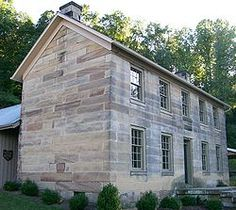 The Kennedy Stone House,  Salt Fork State Park