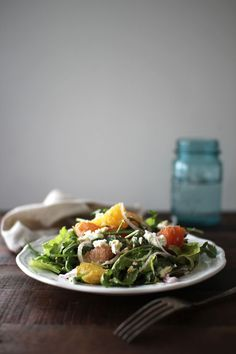 Winter Citrus Salad