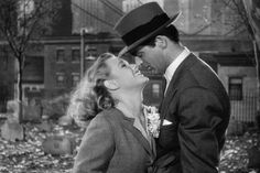 From Arsenic and Old Lace - with Cary Grant.