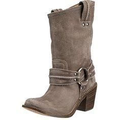 FRYE Carmen Harness Short Boot (Women)