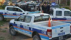 Ford Ranger . Policia de la provincia de Buenos Aires