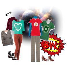 Big Bang Theory for fangirls :)