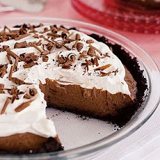 Mocha cream pie -people suggest subbing instant coffee for espresso