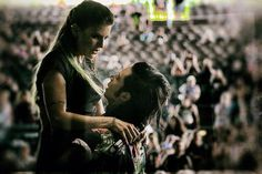 Andy Biersack and Juliet Simms Warped Tour<<<I ship it