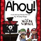 This is a 33 page phonics mini unit containing /oi/ and /oy/ words. It is a great resource to use in centers. It includes the following activities:...