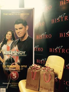 Thank you Jet 7 Bistro and Flawless Face and Body Clinic for supporting the #KISPinoy press conference. KISPinoy fans if you're looking for a place to hang out do check out the Jet 7 Bistro at Timog Avenue, Quezon City. If you would like to pamper yourself, head off to the nearest Flawless clinic nearest you.