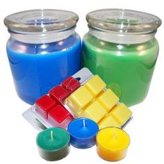 Candle Wax Information