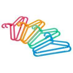BAGIS Children's coat-hanger - $1.49 - def need a bunch of these... they fit Payge's clothes perfectly.