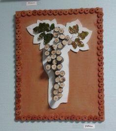 rondins, feuilles, anneaux de bois