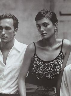 the Fashion Spot - View Single Post - Jacques Olivar - photographer    Laura Ponte