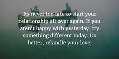 - Delighfully Heartwarming Rekindled Love Quotes - EnkiQuotes