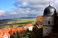 Burg Stolpen in Sachsen