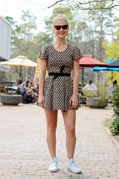 University of North Carolina Fashionista.