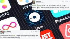 Uber can now track you after a ride and some people are creeped out Read more Technology News Here --> http://digitaltechnologynews.com  LONDON  Uber has introduced a new feature that allows the app to gather users' location data for up to 5 minutes after a ride has ended.    SEE ALSO: UberEats has surge pricing now  Prior to this latest update Uber only collected location information during a passenger's trip and only while the app was running in the foreground. No data was collected after…