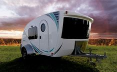 The Luna teardrop camper is a standout amongst new camping trailers for 2018. Here's a rundown of it's features.